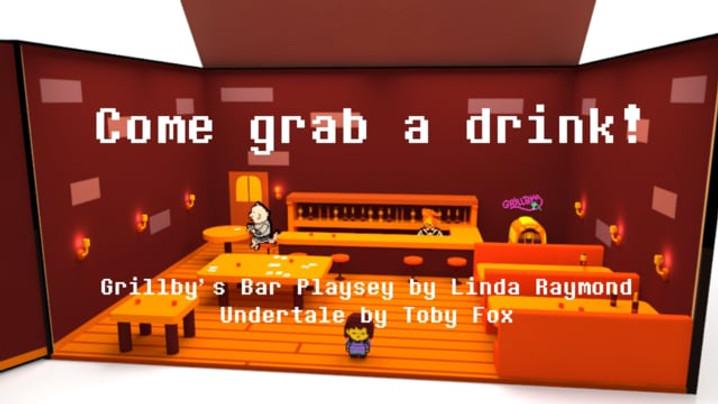 Grillby's Bar Tour