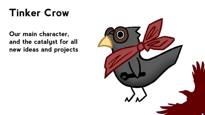 Tinker Crow