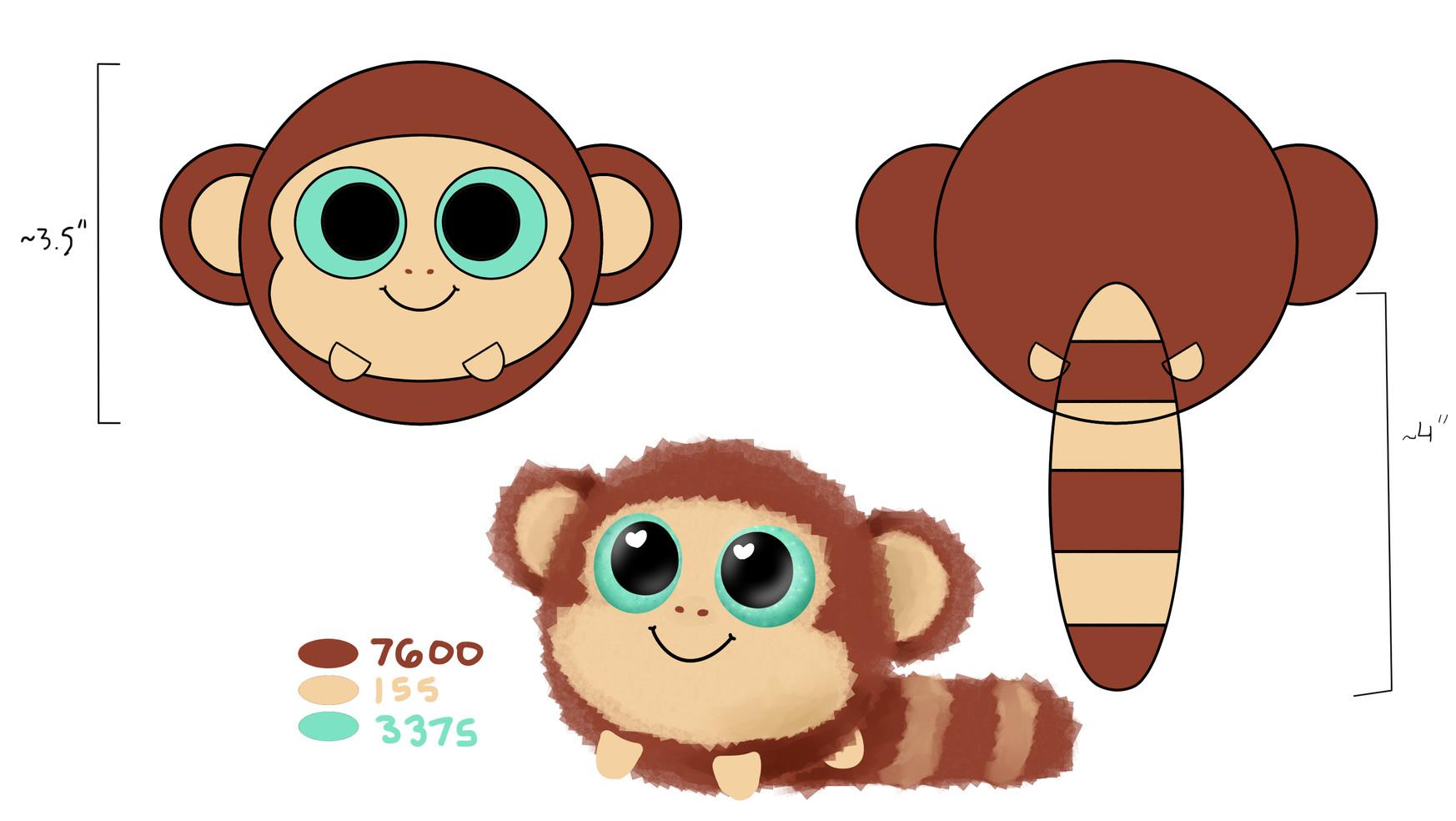 Spec Sheet Monkey