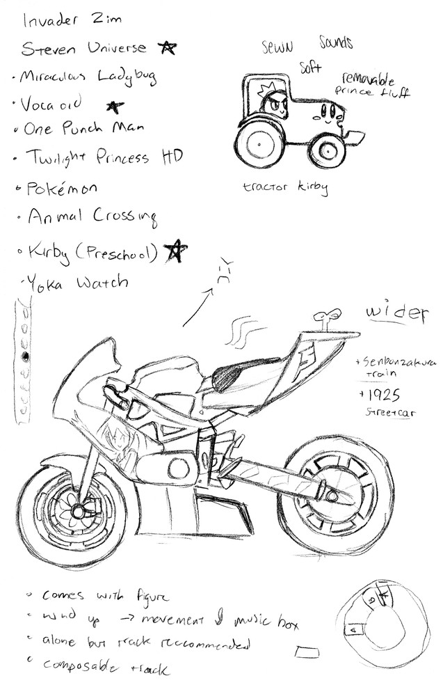 Branded Vehicle Toy Concepts