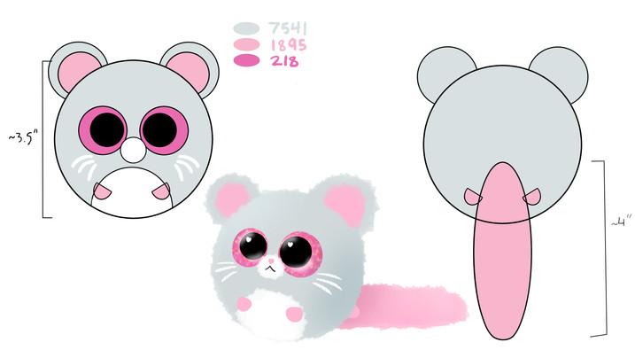 Spec Sheet Mouse