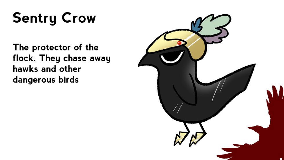 Sentry Crow