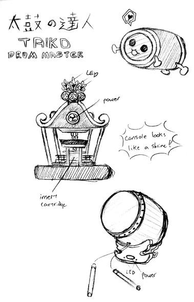 Taiko Console Concept