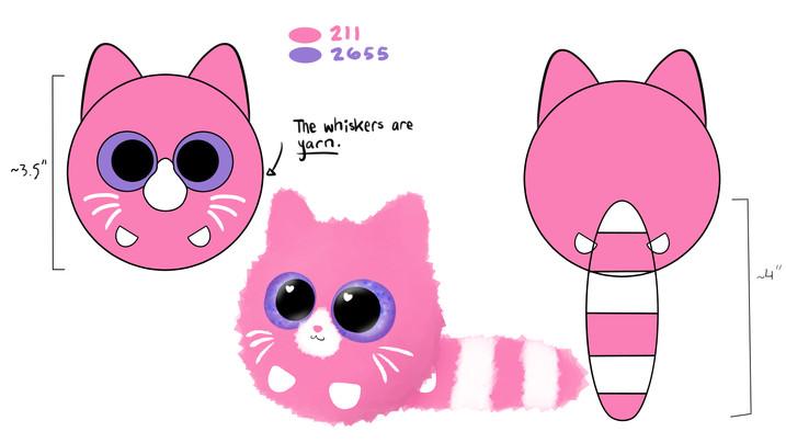 Spec Sheet Kitty