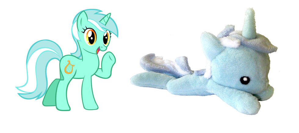 Lyra Chibi Plush