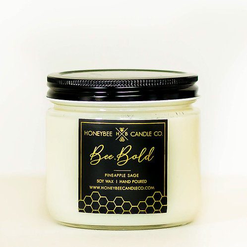 Bee.Bold Candle