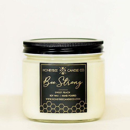 Bee.Strong Candle