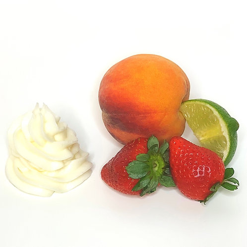 Whipped Body Melts - Fruity Scents