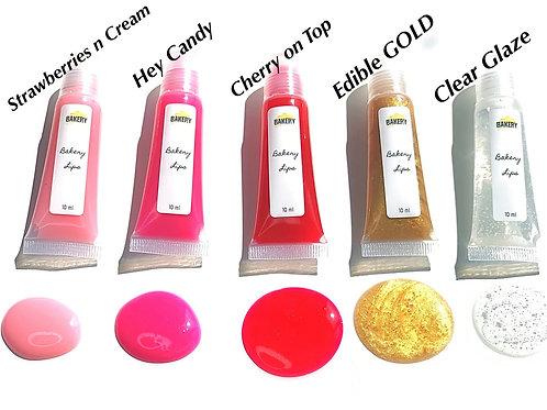 Bakery Lips- Lite Tints