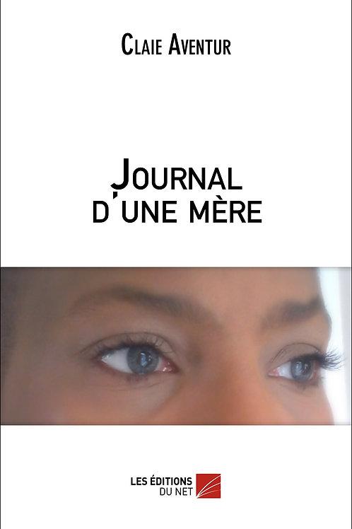 """Recueil de poésies """"Journal d'une mère"""""""
