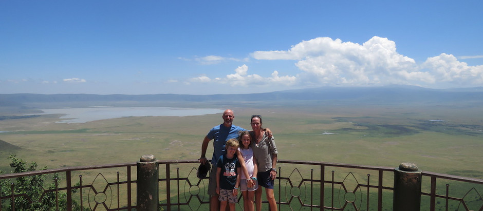 Ngorongoro – is it the best in Africa…..???  Blog #17