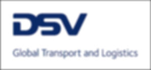 DSV logo with Centered payoff Left align