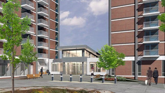 McCulloh Homes Apartments