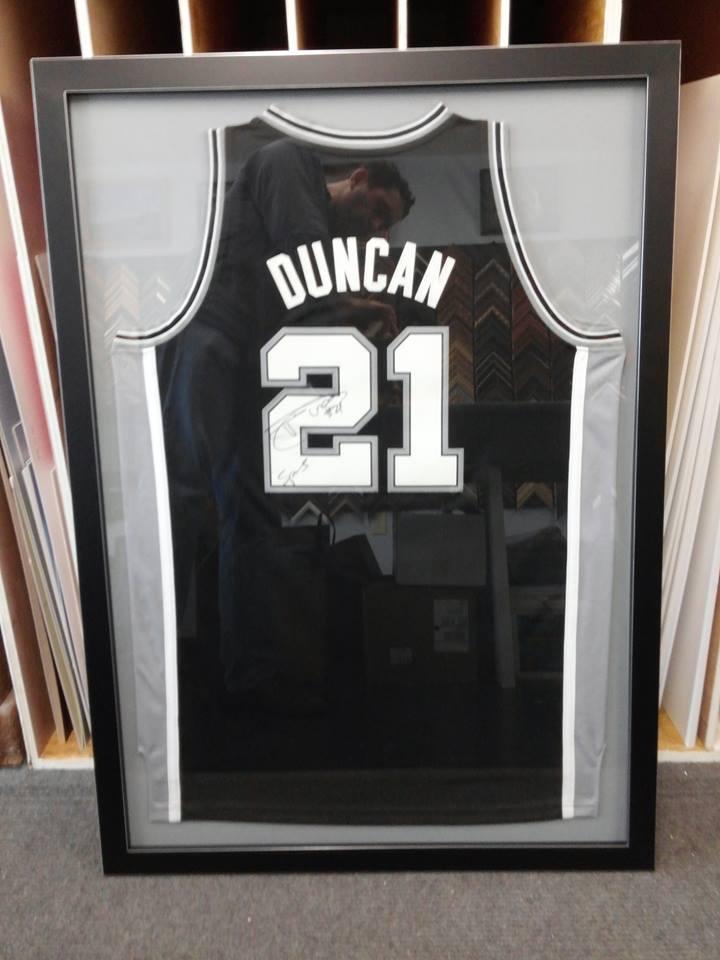 Duncan Jersey