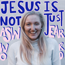 Jesus is not just a swear word - Abbie Osmond