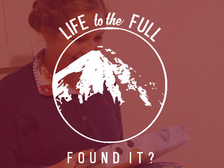 Life to the Full: Life at all?