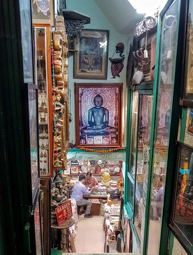 Shop in Dehli