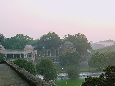 India Part Three - My Last Days in the Raj