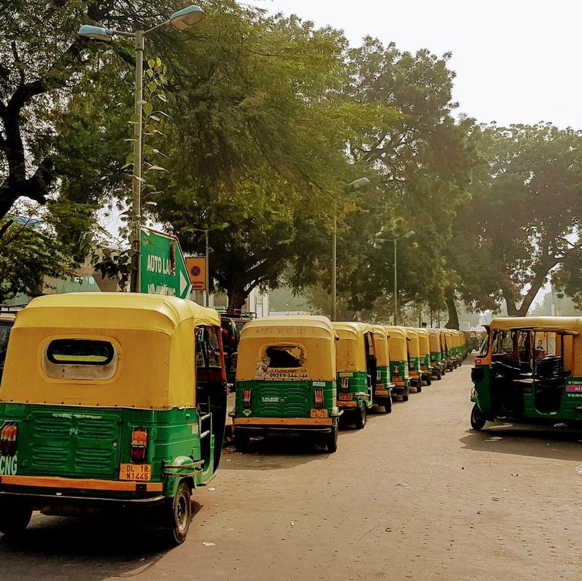 Rickshaw heaven
