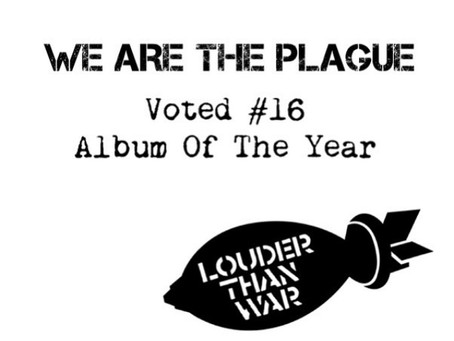 'WE ARE THE PLAGUE' ALBUMS OF THE YEAR