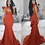 Thumbnail: Eliza Statement Ruffle Maxi Evening Dress