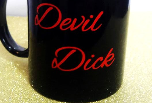 Devil Di*k Coffee Mug
