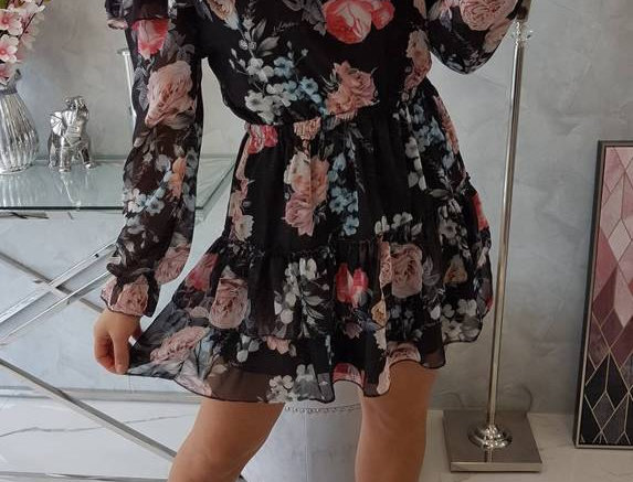 Darla Rose Off The Shoulder Sun Dress