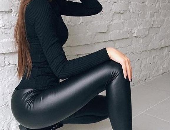 Premium Wet Look Leggings