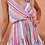 Thumbnail: Ann-Marie Wrap Rainbow Dress