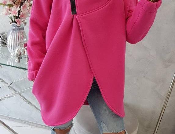 Kria Oversized Hooded Jacket