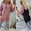 Thumbnail: Jinx  Contrasted Lounge Hoodie With Pockets