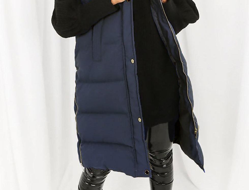 Sophina Padded Hooded Gilet Jacket