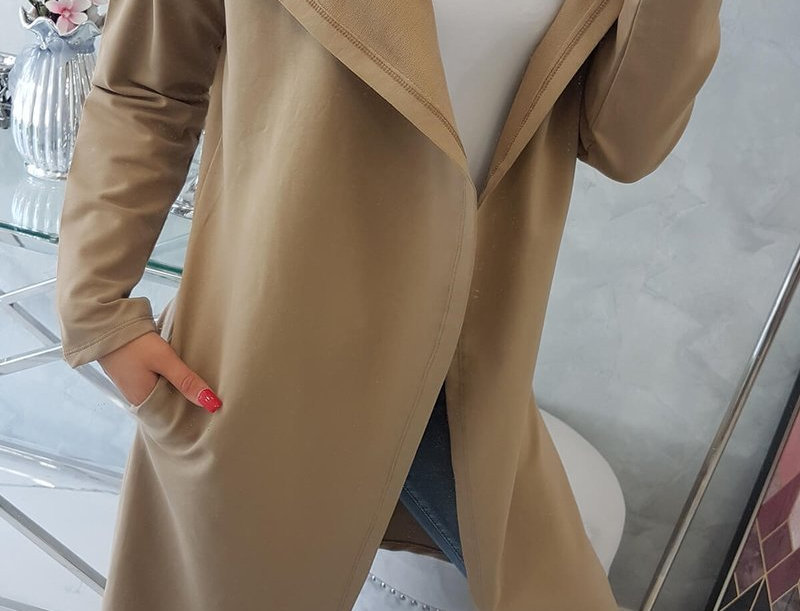 Joanne Hooded Trench Jacket