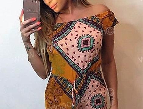 Arianna Paisley Playsuit