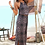 Thumbnail: Sadie Boho Halterneck Printed Maxi Dress