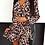 Thumbnail: Pamela Leopard Print Shift Dress