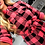 Thumbnail: Nancy Pink Checked Belted Shirt Dress