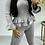Thumbnail: Rina Frill Gold Button Tracksuit Set