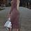 Thumbnail: Mona Sophisticated Long Sleeve Midi Dress