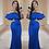 Thumbnail: Toria Off The Shoulder Maxi Evening Dress