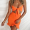 Thumbnail: Megan Frill Cut Out Frill Dress
