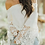 Thumbnail: Jade Crochet Off The Shoulder Top
