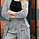 Thumbnail: Jill Houndstooth Duster Blazer Jacket