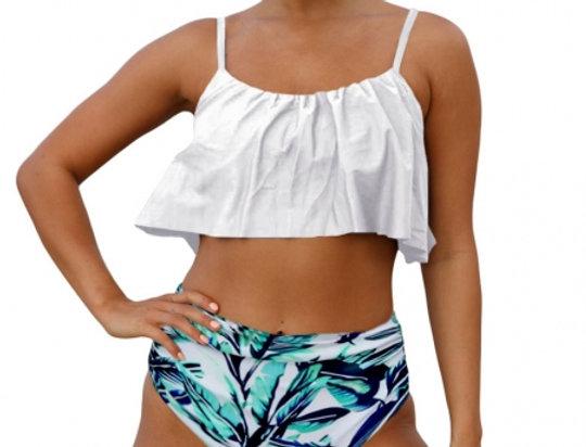 June Tropical Bikini Set