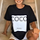 Thumbnail: Coco Paris Slogan T-shirt