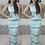 Thumbnail: Heidi Striped Maxi Jersey Dress