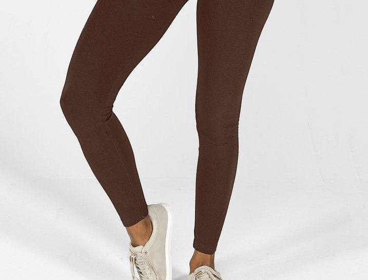 Thick Fleeced Warm Thermal Leggings