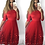 Thumbnail: Lucia Bardot Embroidered Spanish Skater Dress