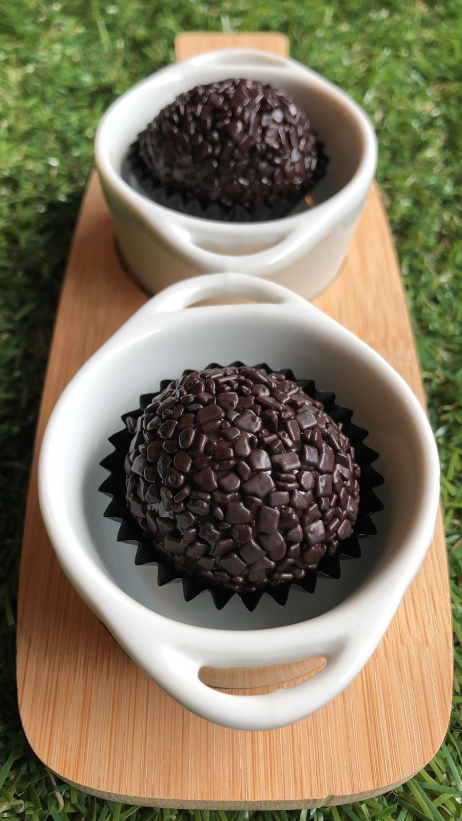 Noir Chocolate Brigadeiro