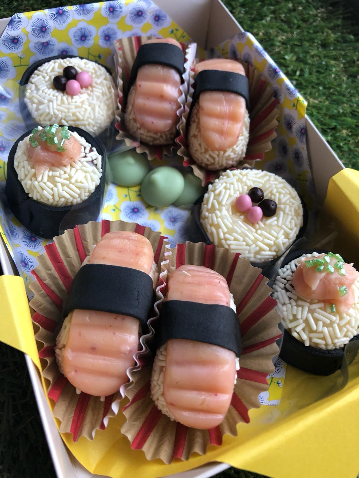 Bragadeiros Sushi